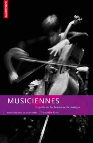 Musiciennes - Hyacinthe RAVET - Livre - laflutedepan.com