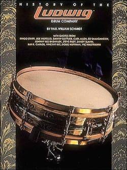 History of the Ludwig Drum company Paul William SCHMIDT laflutedepan