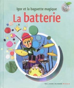 La batterie : Igor et la baguette magique laflutedepan