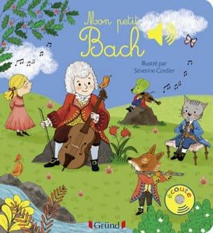 Mon petit Bach Émilie COLLET Livre laflutedepan
