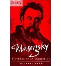 Musorgsky pictures at an exhibition Michael RUSS Livre laflutedepan