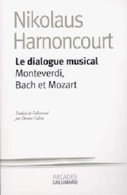 Le dialogue musical : Monteverdi, Bach et Mozart laflutedepan