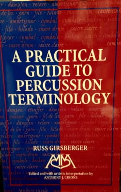 Practical Guide to Percussion Terminology laflutedepan