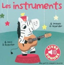 Les Instruments, vol. 1 Marion BILLET Livre laflutedepan
