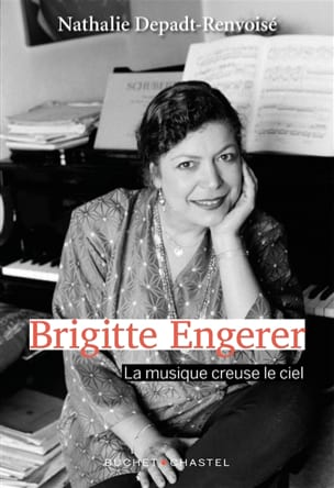 Brigitte Engerer : La musique creuse du ciel laflutedepan