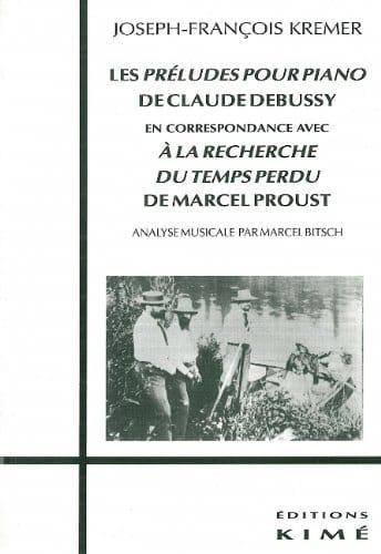 Les préludes de Claude Debussy - laflutedepan.com