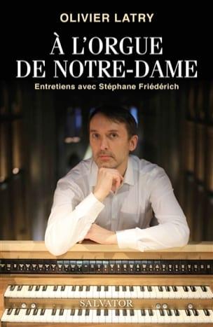 LATRY Olivier / FRIEDERICH Stéphane - Livre - di-arezzo.com