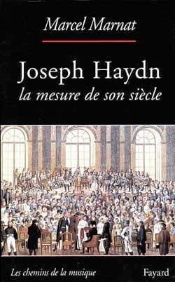 Joseph Haydn Marcel MARNAT Livre Les Hommes - laflutedepan