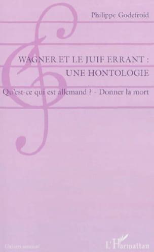 Wagner et le Juif errant : une hontologie - laflutedepan.com