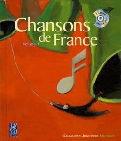 Chansons de France, vol. 1 Collectif Livre laflutedepan