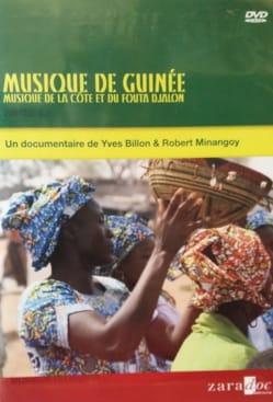 Musique de Guinée : Musique de la côte et du Fouta Djalon laflutedepan