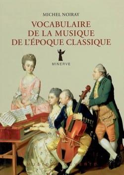 Vocabulaire de la musique de l'époque classique laflutedepan