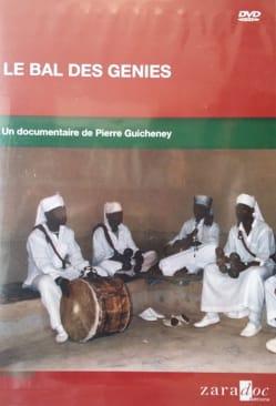 Le Bal des génies (Musique Gwana) Pierre GUICHENEY Livre laflutedepan