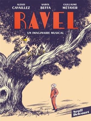 Ravel : un imaginaire musical Collectif Livre laflutedepan