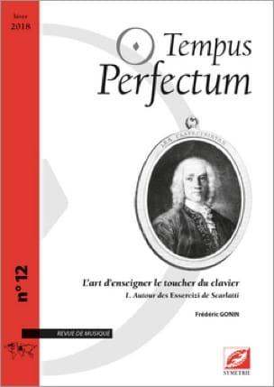Tempus perfectum, n° 12 : l'art d'enseigner le clavecin - hiver 2018 - laflutedepan.com