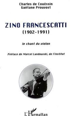 Zino Francescatti (1902-1991) : le chant du violon laflutedepan