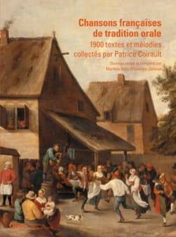 Chansons françaises de tradition orale Patrice COIRAULT laflutedepan