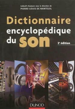 Dictionnaire encyclopédique du son Collectif Livre laflutedepan