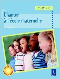 Chanter à l'école maternelle Eric METIVIER Livre laflutedepan