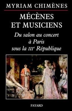 Mécènes et musiciens : du salon au concert à Paris sous la IIIe République laflutedepan