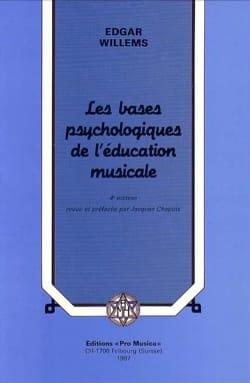 Les bases psychologiques de l'éducation musicale laflutedepan