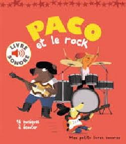 Paco et le rock HUCHE François LE Livre laflutedepan