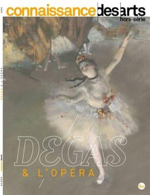 Degas à l'Opéra Revue Livre Les Arts - laflutedepan