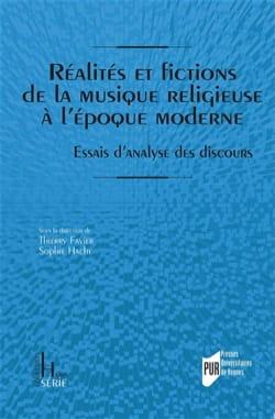 Réalités et fictions de la musique religieuse à l'époque moderne - laflutedepan.com