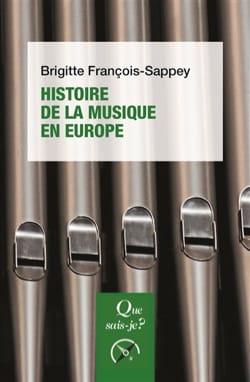 Histoire de la musique en Europe laflutedepan