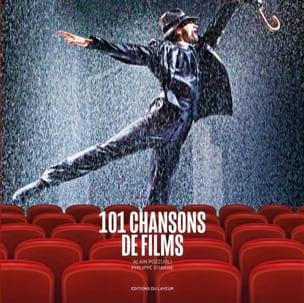 101 chansons de films POZZUOLI Alain / SISBANE Philippe laflutedepan