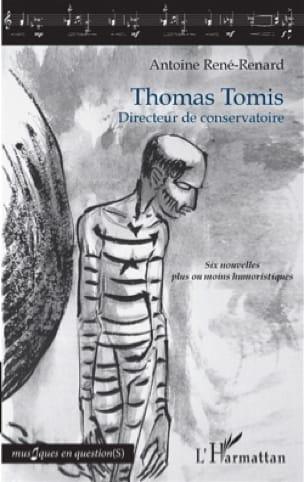 Thomas Tomis : directeur de conservatoire - laflutedepan.com