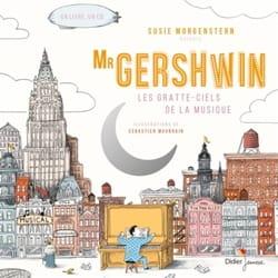 Mister Gershwin : les gratte-ciel de la musique laflutedepan