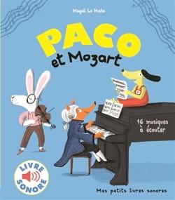 Paco et Mozart LE HUCHE François Livre laflutedepan