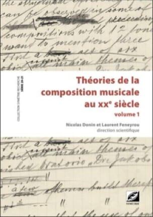 Théories de la composition musicale au XXe siècle - Volume 1 - laflutedepan.com