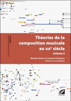 Théories de la composition musicale au XXe siècle - Volume 2 - laflutedepan.com