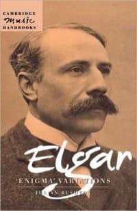 Elgar Enigma variations Julian Rushton Livre Les Hommes - laflutedepan