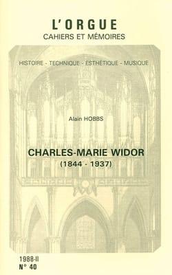 L'Orgue - cahiers et mémoires, n° 40 (1988/II) Revue laflutedepan