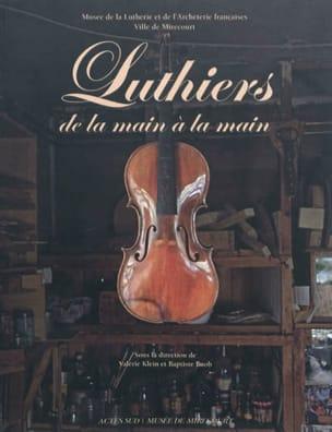 Luthiers, de la main à la main laflutedepan