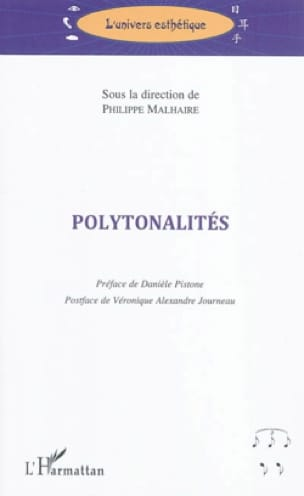Polytonalités - MALHAIRE Philippe dir. - Livre - laflutedepan.com