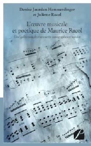 L'œuvre musicale et poétique de Maurice Racol - laflutedepan.com