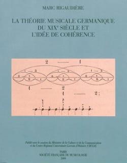 La théorie musicale germanique du XIXe siècle et l'idée de cohérence laflutedepan