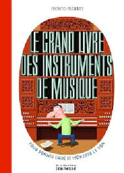 Le grand livre des instruments de musique Raphaël MARTIN laflutedepan