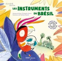 Les instruments du Brésil laflutedepan