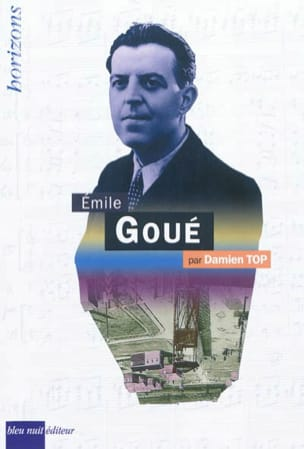 Emile Goué - Damien TOP - Livre - Les Hommes - laflutedepan.com
