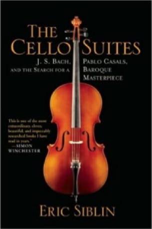 The cello suites - Éric SIBLIN - Livre - laflutedepan.com