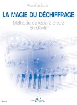 La magie du déchiffrage - Piano LE CORRE Pascal Livre laflutedepan