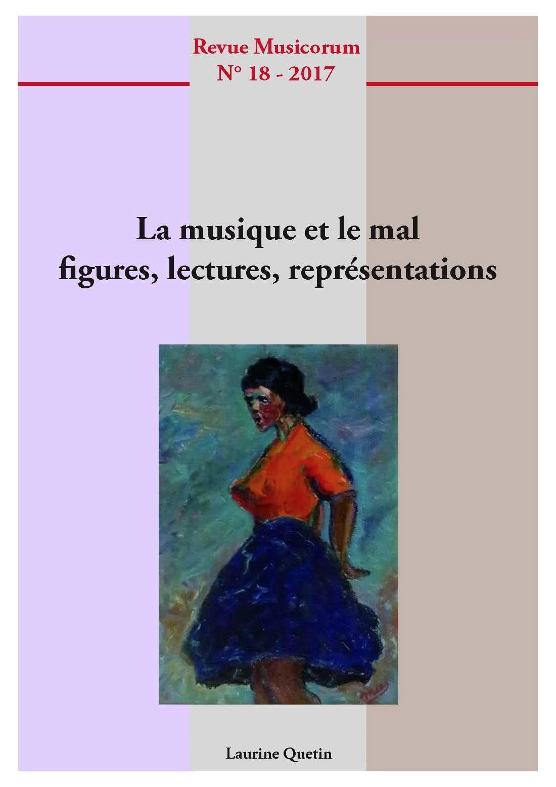 Musicorum n° 18 (2017) - La musique et le mal - laflutedepan.com