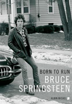 Born to Run Bruce SPRINGSTEEN Livre Les Oeuvres - laflutedepan