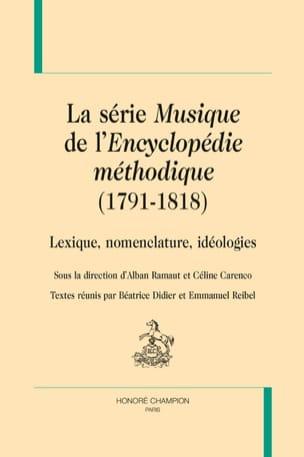 La série Musique de l'Encyclopédie méthodique, 1791-1818 laflutedepan