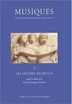 Musiques : une encyclopédie pour le XXIe siècle, vol. 2 laflutedepan